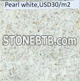 I am very interested in the pearl white granite that you released on STONEBTB com