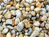 Brown River Stone Gravel