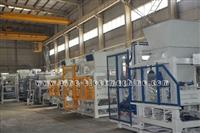 QFT 4-15   Mobile block making machine