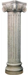 Construction Stuff - Natural Granite/ Marble, Empty Solid Column/Pillar