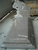 china granite tombstone Monument