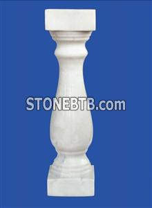 Marble handrail stairs 60x15x15 cm  square