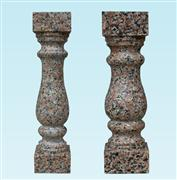 cheap granite balustrade/handrail fence 60x12x12 cm square