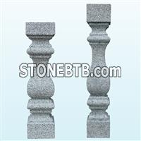 granite balustrade/handrail 60x14x14 cm square