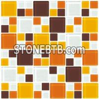 Mixed Crystal Mosaic
