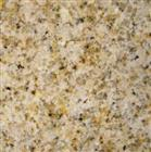 Yellow Rust Stone Polished