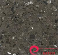 Grey Star-White Artificial Marble-DS0003