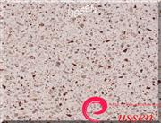 engineered Quartz Stone (Star Red Crystal )