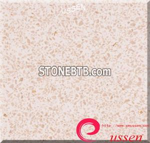 Artificial Marble (Quicksand Red )