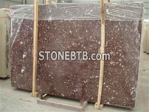 Rosso Lepanto Marble Slab(man made marble)