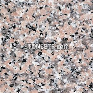 G437 Xili red granite tile