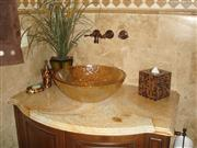 Solarius Granite Vanity Top