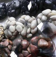Decorative river stone