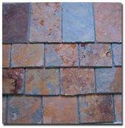 Multicolor Roofing Slate