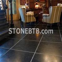 Astron Black - Indian Black Slate Honed