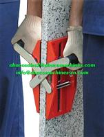 STONE DOUBLE HAND CARRY CLAMPS - ABACO -