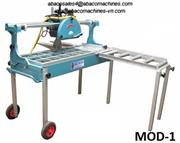 SITE SAW MOD-S1, stone sawing machine, slab cutting machine, stone cutting machine, material cutting machine, cutting machine for granite marble