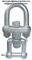 Swivel Shackle, Hook, stainless steel shackle, steel shackle, snatch block, shackle snatch block, swivel snatch block