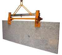 DOUBLE SCISSOR CLAMP Abaco lifter stone, equipment stone,grip stone, clamp stone, granite marble, material handling, construction