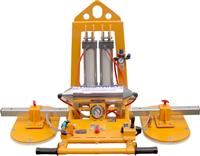 STONE VACUUM LIFTER 50 Abaco Lifter stone, saw machine, vacuum lifter, Aframe, carry clamp, material handling, dolley, slab rack