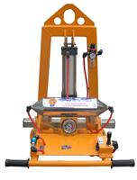 STONE VACUUM LIFTER 25 Abaco Lifter stone, saw machine, vacuum lifter, Aframe, carry clamp, material handling, dolley, slab rack
