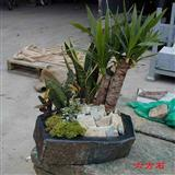 Basalt Flower Planter