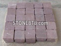 Red Chocolate Cobbles