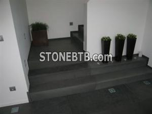 Basalt Stairs and Steps