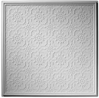 Bell & Flower - Ceiling Tile Design