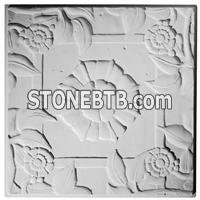 Spanish Rose - Ceiling Tile Design