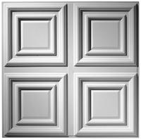 Traditional 1/4 Panel - Ceiling Tile Design