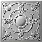 French Medallion - Ceiling Tile Design