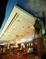 Ceiling Tile Design in Boulder Station Hotel & Casino