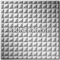 Modulated Cube - Ceiling Tile Design