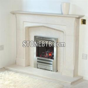 The Gothic Arch Fireplace