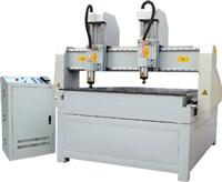1318 Double Heads Engraving Machine