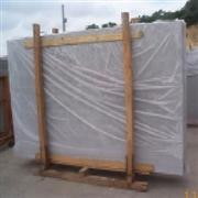 Yellow White Wood Marble Slabs