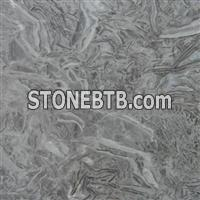 Overlord Flower grey marble