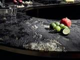 Universe Black Granite Countertop