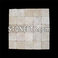 Durango Travertine-tumbled, mesh