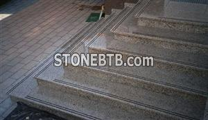 Cut stone-Stairs and Steps