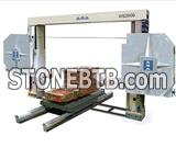 CNC Stone Diamond Wire Saw Machine for Cutting Granite/Marble Block