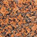 Carmen Red Granite, Stone kitchentops