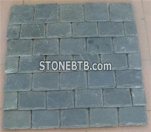Green slate roofing tile green slate