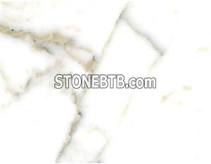 Best Selling High Quality Snowflake White Marble