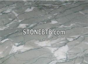Chinese dark green marble