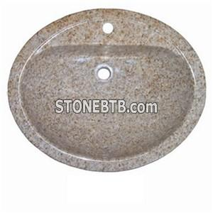 Stone Bathroom Sink For Sale