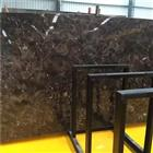 China Dark Emperador Marble Slabs Tiles Countertops