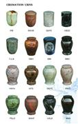Marble Funeral Urns