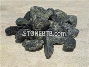 Tumbled Stone Atlas Green stone